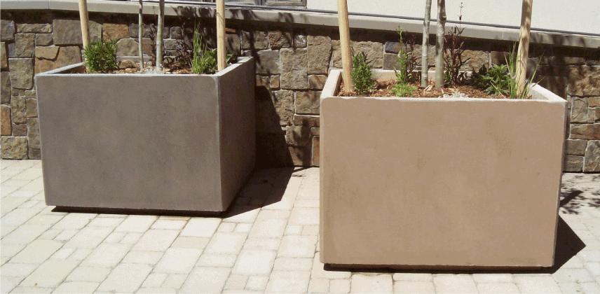 Planter Site Furnishings