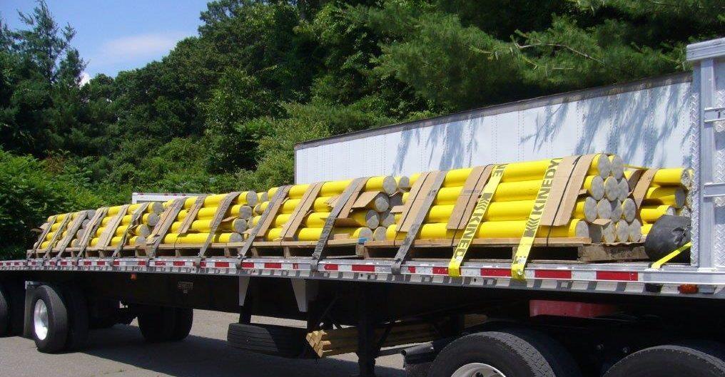 Steel Bollards from Dawn Enterprises