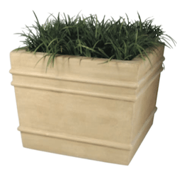 Evergreen Collection Fiberglass Planters