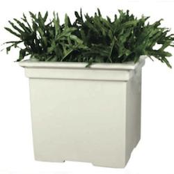 Simple Fiberglass Planter