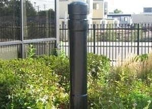 6 Inch Architectural Bollard Cover