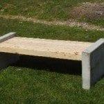 Machester Park Benches