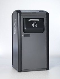 BigBelly Solar Trash Compactor