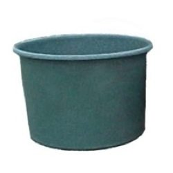 90 Gallon Round Plastic Tree Tub
