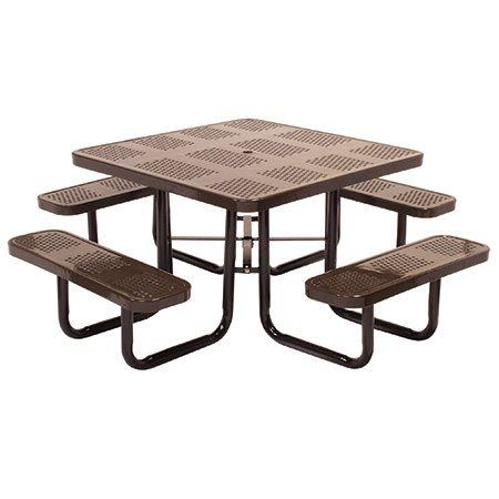 Metal Picnic Table